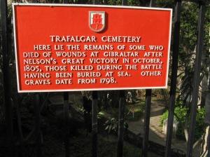 Trafalgar Cemetary